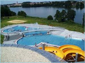 Plavecký bazén jindřichův hradec